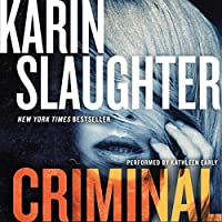 Criminal audio book
