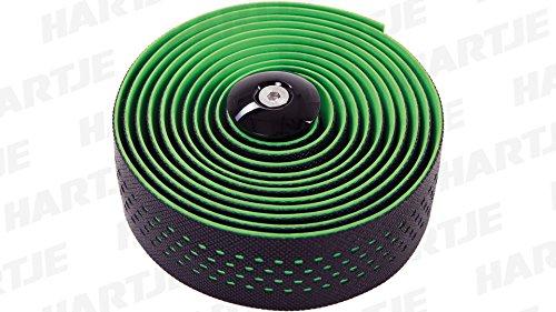 Contec Lenkerband Goo D2 Paar schwarz grün 4250311359298 Fahrrad