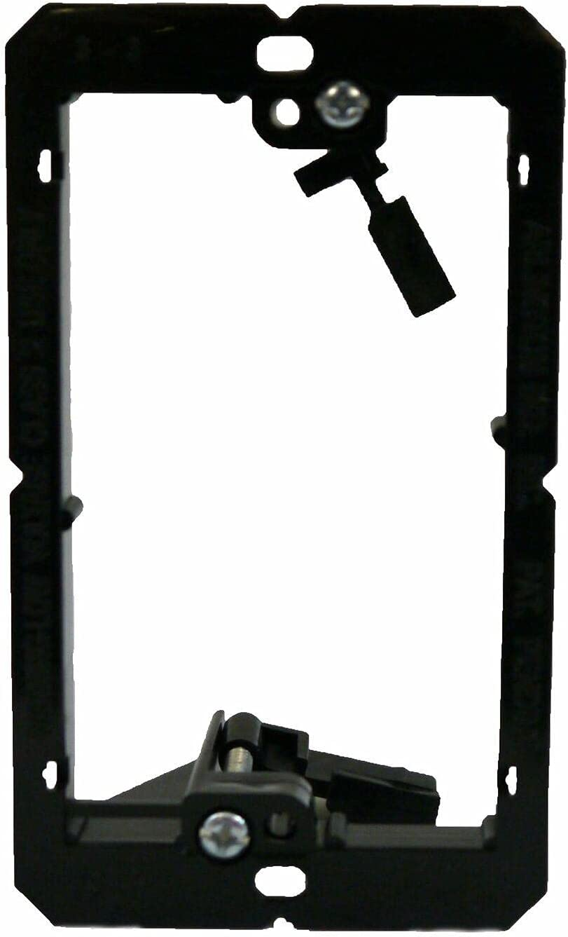 LOW Low price VOLTAGE BRACKET 1G ARL-LV1 cable Box Outlet management cover Rare