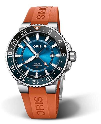 ORIS(オリス)『アクイスカリスフォートリーフリミテッドエディション(0179877544185-SetRS)』
