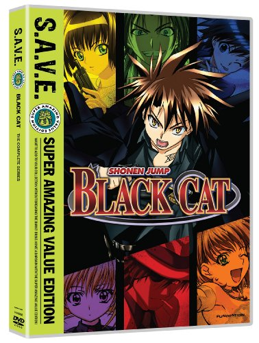 Black Cat - The Complete Series S.A.V.E.
