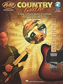 Country Guitar: Master Class Series (Musicians Institute Master Class)