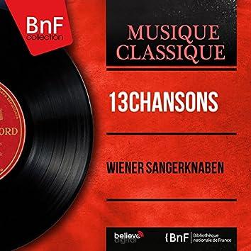 13 Chansons (Mono Version)