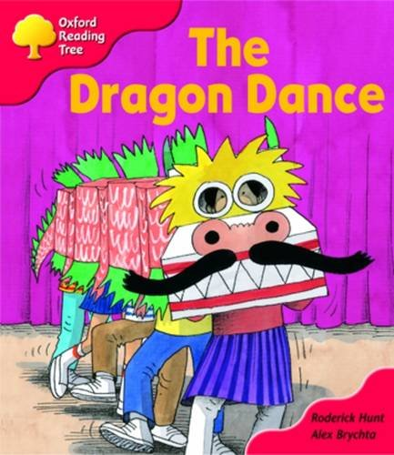Oxford Reading Tree: Stage 4: More Storybooks B: the Dragon Danceの詳細を見る