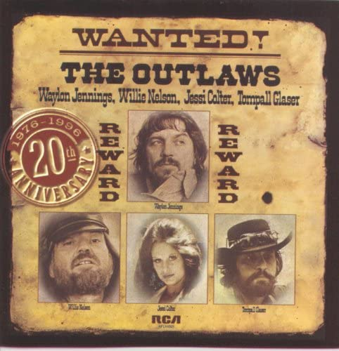 Waylon Jennings, Willie Nelson & Jessi Colter