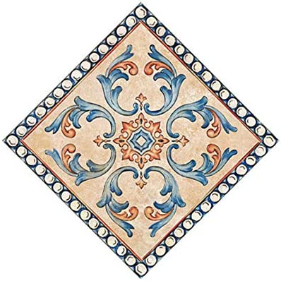 Eanpet Pack of 20pcs Decorative Tile Stickers 3x3 Peel and Stick Adhesive Floor Covering Wall product image