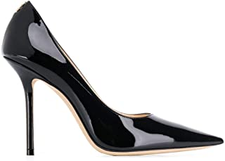 JIMMY CHOO Luxury Fashion Womens LOVE100PWJBLACK Black Pumps | Fall Winter 19