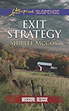Exit Strategy (Love Inspired Suspense) by Shirlee McCoy (2015-06-02)