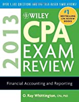 Wiley CPA Exam Review 2013, Financial Accounting and Reporting