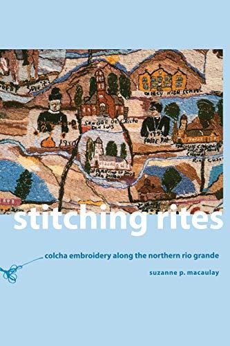 Stitching Rites: Stickerei-Tagesdecke entlang der...