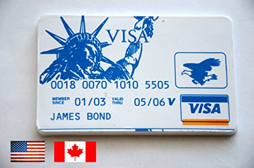 James Bond' Credit Card Style Lock Pick Set by LockPickTools