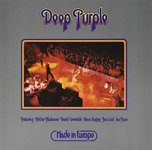 Made In Europe (1LP Purple Vinyl) [Disco de Vinil]