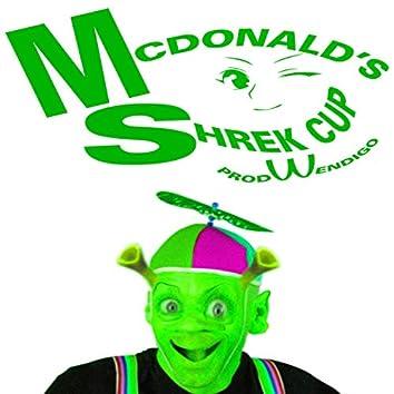 McDonald's Shrek Cup