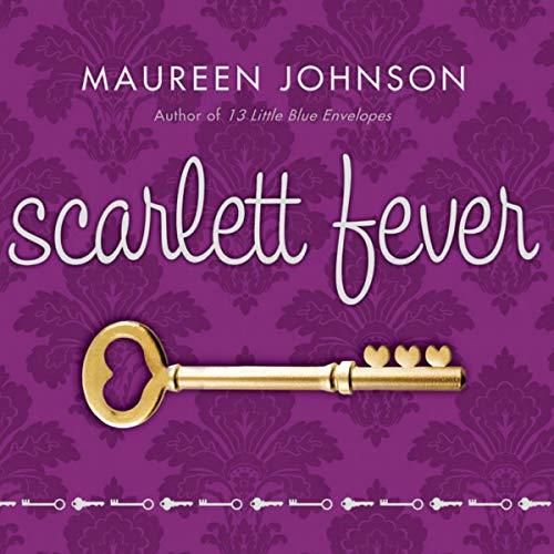 Scarlett Fever Titelbild