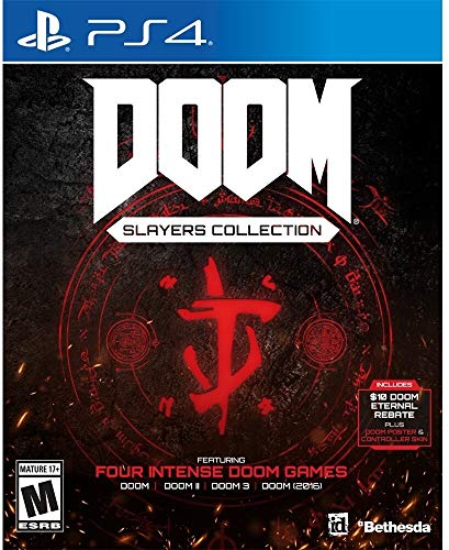 Doom Slayers Club Collection for PlayStation 4 [USA]