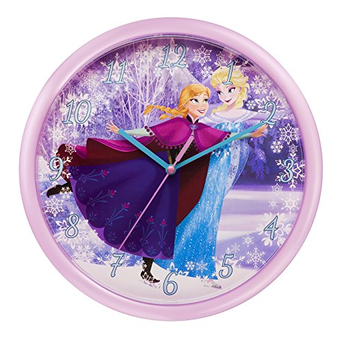 Disney's Frozen - Anna & Else Wanduhr
