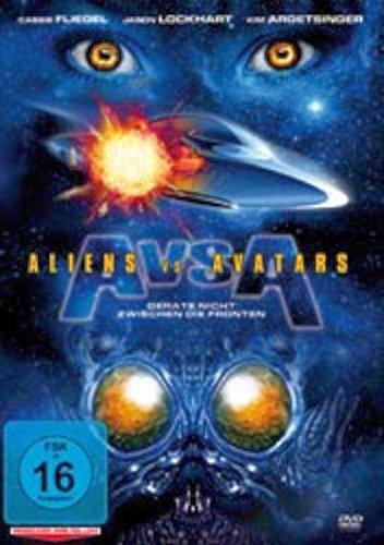 Aliens vs Avatars - Gerate nicht zwischen die Fronten