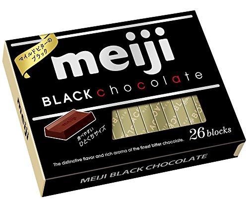 明治ブラックチョコレート BOX 6箱