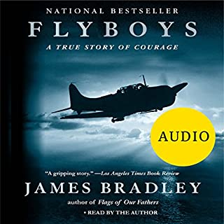 Flyboys audiobook cover art