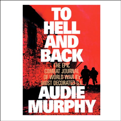 To Hell and Back audiobook cover art