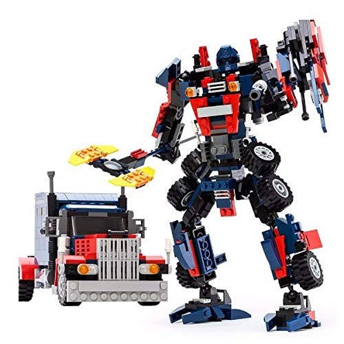 Prime Deals Optimus Prime Convert from Truck to Robot with...