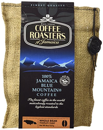 Jamaika 100% Blue Mountain Coffee specialty, café en grains, 454g