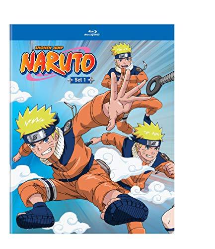 Naruto Set 1 (BD) [Blu-ray]