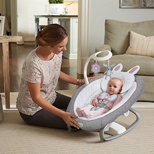 51RtKjmgmaL 10 of the Best Baby Swing for Big Heavy Babies 2021 Review