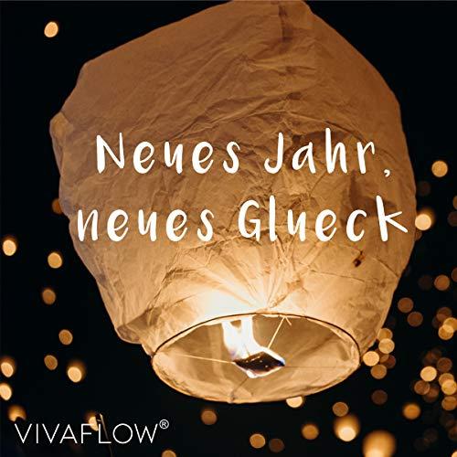 Neues Jahr, neues Glück - Gute Vorsätze im neuen Jahr entspannt & erfolgreich umsetzen audiobook cover art