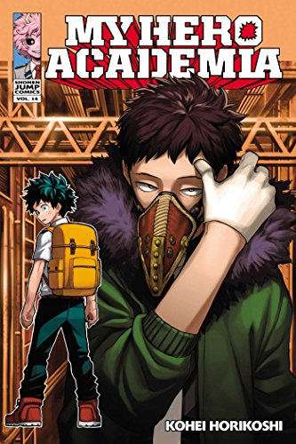 My Hero Academia, Vol. 14: Overhaul: Volume 14