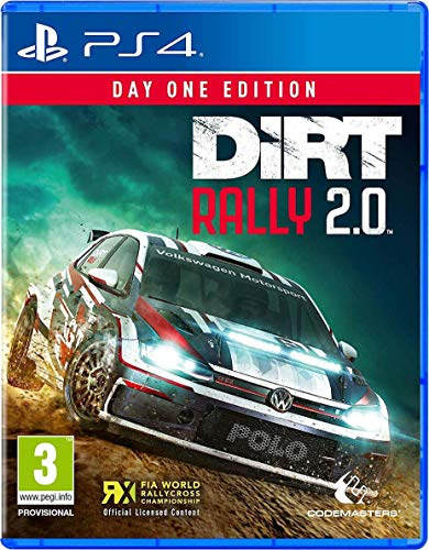 Dirt Rally 2.0 - Day One Edition PS4 (PS4)