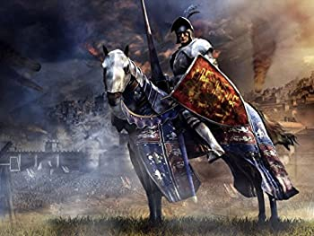 Qinuo 32x24 inch Medieval 2 Total War Silk Poster 5GS4-4E7