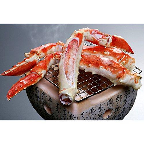 厳選 北海道加工 3L/4Lサイズ タラバガニ 足 約2肩 極上品 たらば蟹 約2kg