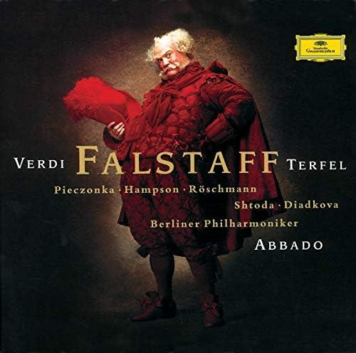 Berliner Philharmoniker, Claudio Abbado & Giuseppe Verdi