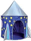 Sipobuy Kids Kingdom Pop Up Space Rocket Gioca a Tenda