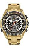 Bulova Men's Quartz Stainless Steel Dress Watch (Model: 98B271)