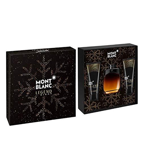 Montblanc Montblanc Legend Night Eau De Parfum 100Ml Vaporizador 100 ml