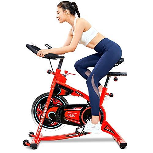 SYue H-Ulan Cyclette, Cyclette, Bicicletta da Spinning, Attrezzi Ginnici per Allenamento in Palestra A Casa, Cyclette Regolabile, Lose Weight