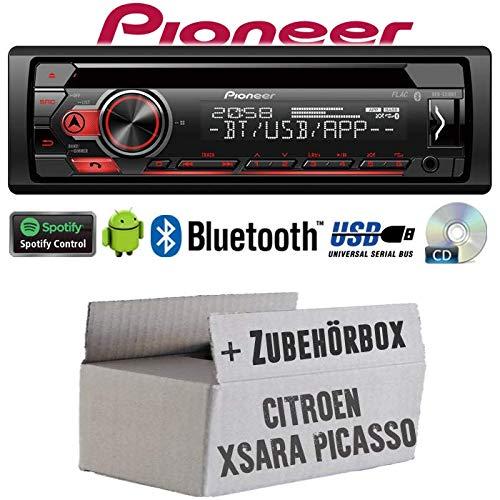 KENWOOD Bluetooth//CD voiture radioset pour Kia Carens 2-2004-2006