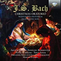 J.S. Bach: Christmas Oratorio by Arleen Auger