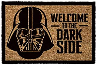 Star Wars Doormat, Polyurethane, Brown, 40_x_60_cm