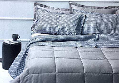 ZUCCHI - Bettwäsche-Set für Doppelbett Perkal