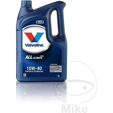 Valvoline Motoröl Motorenöl Motor Motoren Öl Motor Engine Oil Benzin Diesel Flüssiggas All Climate Extra 10w 40 5l Auto