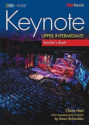 Keynote - BRE - Upper-Intermediate: Teacher's Book + Class Audio CDS
