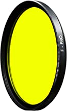 B+W 46mm Yellow Camera Lens Contrast Filter with Multi Resistant Coating (022M)