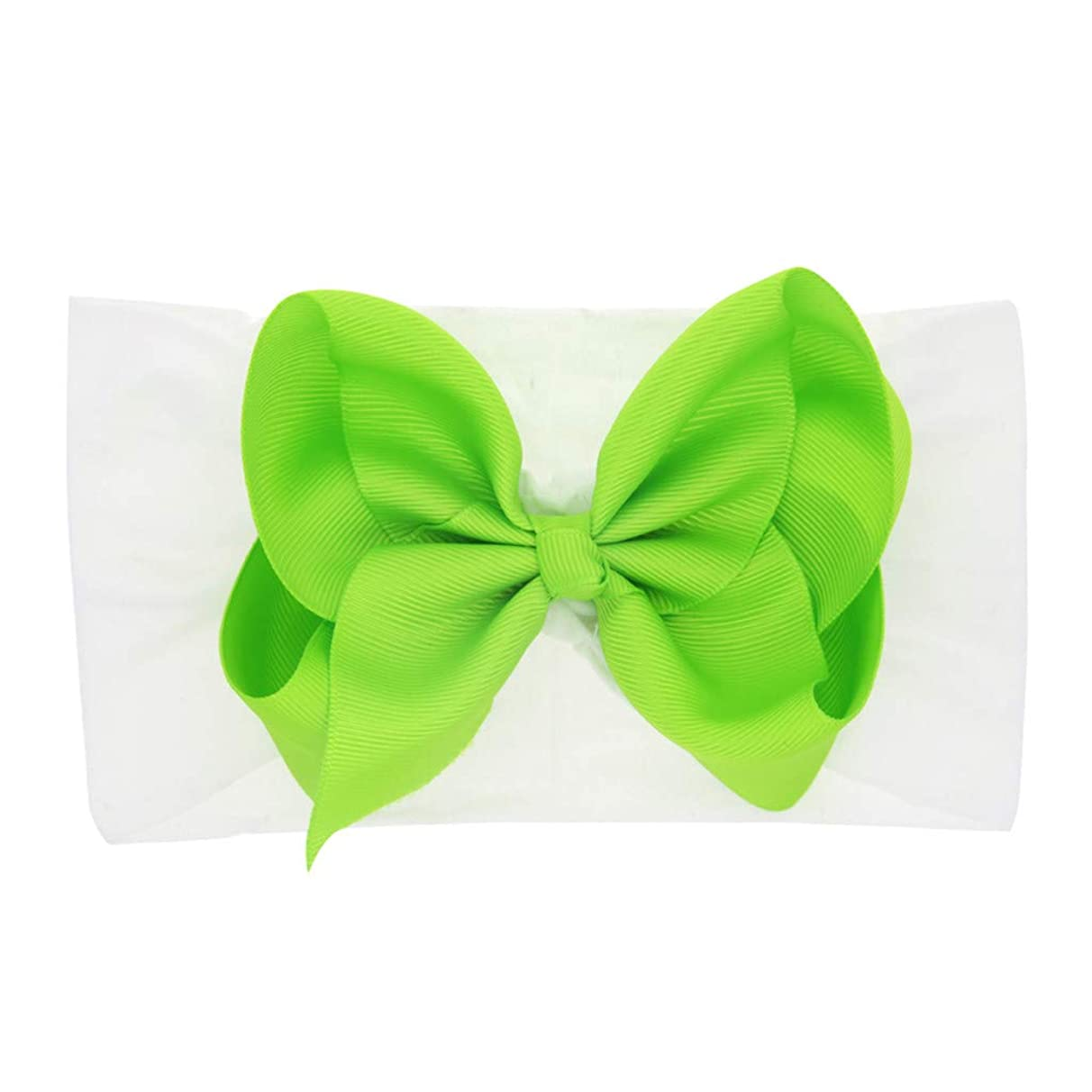 SMALLE ??? Baby Headbands and Bows for Newborn, Baby Girls Bow Knot Turban Headbandaccessories Newborn