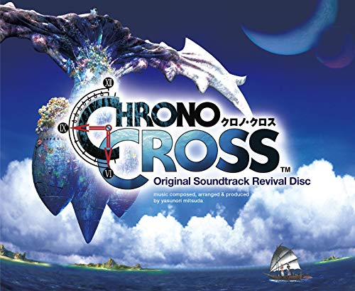 Chrono Cross Original Soundtrack Revival Disc