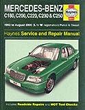 Mercedes-Benz C-class Petrol and Diesel (1993-2000) Service and Repair Manual (Service & repair manuals) by A. K. Legg (12-Sep-2014) Hardcover