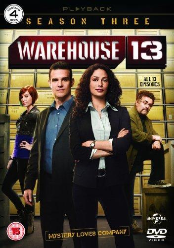 Warehouse 13 - Series 3