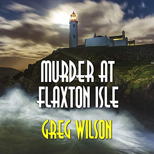Murder at Flaxton Isle cover art